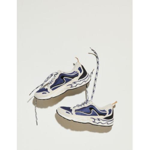 산드로 플레임 스니커즈 Sandro Flame sneakers,Deep Navy